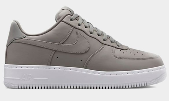 Фото Nike Lab Air Force 1 Low серые - 3