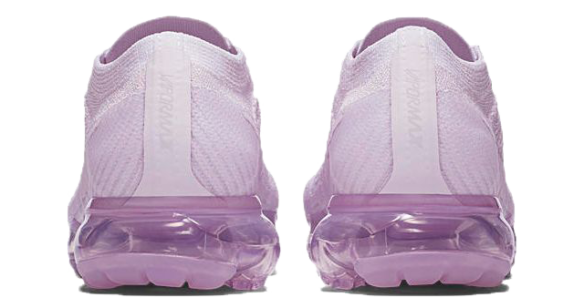 Фото Nike Air VaporMax Flyknit Фиолетовые - 1
